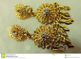 thailand earrings thai earrings stock photo image 67246201