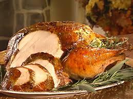 thanksgiving herb glazed turkey healthy hut market cafe