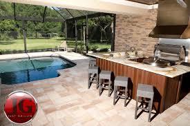 design an outdoor kitchen outdoor kitchen design installation just grillin ta fl