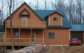 Log Siding For Interior Walls Log Vinyl Paneling All Style No Hassle Faux Wood Workshop