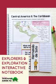 best 25 advance organizers ideas only on pinterest explorers u0026 the age of exploration interactive notebook u0026 test