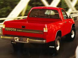 toyota t100 truck 1995 toyota t100 overview cars com
