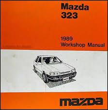 service manual 1992 mazda familia auto repair manual free mazda 323 1992 free download pdf 1989 mazda 323 repair shop manual original