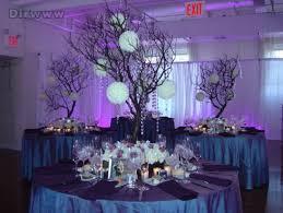 Manzanita Tree Centerpieces Manzanita Crystal Tree Centerpiece Rentals Manzanita Branch Rentals