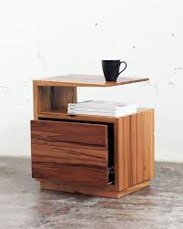 Storage Side Table Best 25 Side Table With Storage Ideas On Pinterest Sofa Table