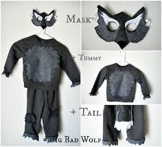 Wolf Halloween Costume Girls 25 Wolf Costume Kids Ideas Animal