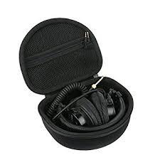 amazon com audio technica ath amazon com khanka hard headphone case travel bag for audio