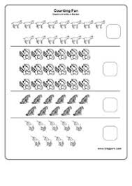 fundamental counting worksheets teachers printables play