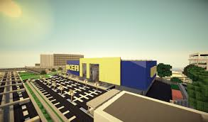 Ikea Furniture Store by Ikea Furniture Store Minecraft Project
