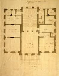 Royal Castle Floor Plan by Paleis Het Loo The Palace