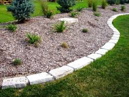 Front And Backyard Landscaping Ideas Stone Edging For Landscaping Ideas Front Yard Border Home Design