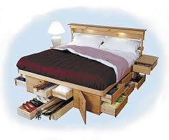 25 Best Storage Beds Ideas by Pretentious Dresser Bed Frame 25 Best Storage Beds Ideas On