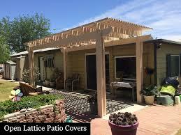 Lattice Awning Patio Covers Las Vegas Patio Covers