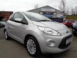 used ford ka zetec silver cars for sale motors co uk