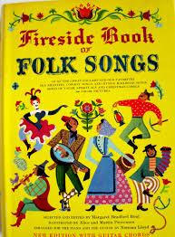 fireside book of folk songs norman lloyd margaret bradford boni