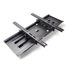 amazon com sunydeal full motion dual arm bracket wall corner