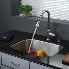 water ridge pull out kitchen faucet granite on kitchen faucet with soap dispenser built in kitchen