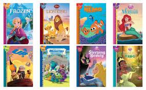 disney books 0 99 orig 8 free stickers activity book