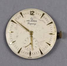 247 best regency images on vtg 247 helbros regency men s oversize wind up movement