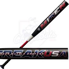 worth legit slowpitch softball bat 2017 miken freak usa 2017 worth legit usa xl border battle