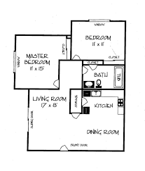 How To Design A Bedroom Layout Greenfield Apartments Cb Management