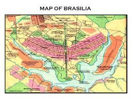 map of brasilia brasilia