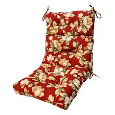 Poolside Seat Cushion Greendale Home Fashions 44 X 22 In Outdoor High Back Chair