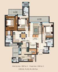 3 bhk apartment floor plan 4 bhk ready to move flats in mohali 4 bhk luxury apartments in