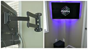 Cable Management System For Wall Mounted Tv Minimalist Tv Cable Management Tutorial How To Hide Tv Wires