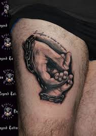 hand tattoo ideas on fresh tattoo calf