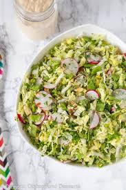 napa salad asian napa cabbage slaw dinners dishes and desserts