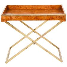 fold away tray table american modern folding tray table for sale at 1stdibs popular