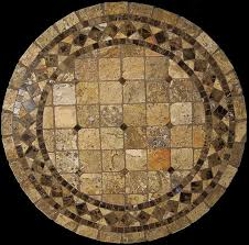 Mosaic Patio Table Top by I Have A Table I Want To Try This On Using One Foot Square Glass