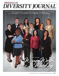 diversity journal sep oct 2012 womenworthwatching by