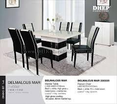 modern dining set dining room furniture high end dining set buy