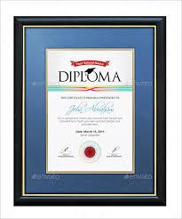 24 best diploma certificate psd templates free u0026 premium templates