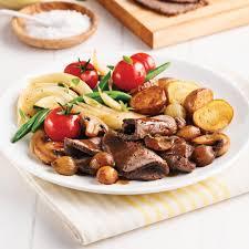 cuisine et vins de recette rôti de boeuf aux deux moutardes et vin recettes cuisine