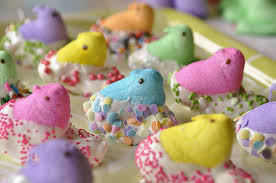 peeps decorations chocolate covered peep bouquet and peep s mores your homebased
