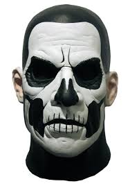 halloween y14 goodie bag ghost papa ii standard mask for adults official ghost papa