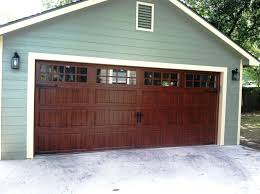 Red Door Paint How To Easily Paint Your Garage Doors We Used A Few Tips That Made