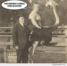 Ostrich Meme - i ridez an ostrich by ben meme center