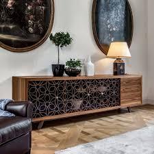 Esszimmer Noce Granada Moderne Anrichte Aus Nussbaum Arredaclick