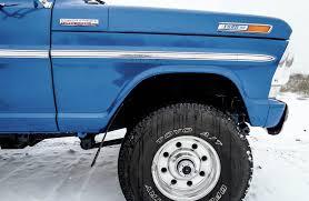 Classic Ford Truck Emblems - a 1971 ford f 250 hiding 1997 secrets frankenstein u0027s monster