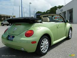 green volkswagen beetle convertible 2004 cyber green metallic volkswagen new beetle gls convertible