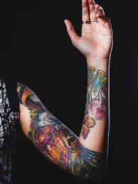 Full Sleeve Tattoos Ideas Men Very Cool Full Sleeve Tattoo Ideas For Men Styles Time