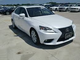 2014 lexus is 250 for sale auto auction ended on vin jthbf1d28e5036410 2014 lexus is 250 in
