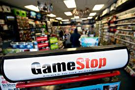 gamestop shares tumble 9 percent on slumping sales