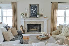 Family Room RevealThrifty Pretty  Functional City Farmhouse - Pretty family rooms