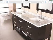 design element marble bathroom vanities ebay