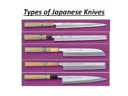types of japanese kitchen knives best japanese kitchen knife